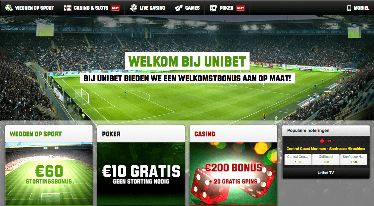Casino Met Bonus