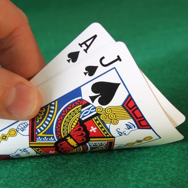 Blackjack TopOnlineCasino