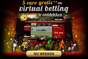 5 euro gratis virtual betting