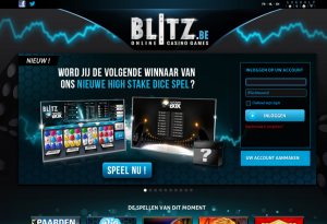 blitz casino belgie