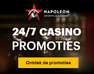 Napoleon Games Promoties