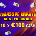 Jurassic Giants Mini Toernooi