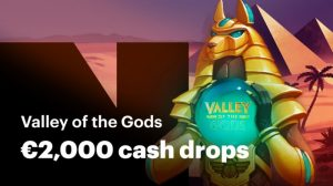 €2000 Cash Drops met Napoleon Sports & Casino