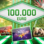 100.000 Casino Slot-festival Unibet.be