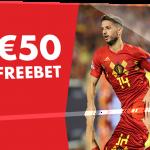 België Rusland €50 Gratis Weddenschap Circus.be