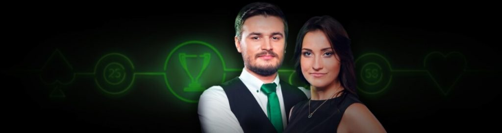 €75.000 Week Live Casino Unibet.be Einde van de Maand