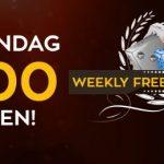 MagicWins.be-€1000-Weektoernooi Promo