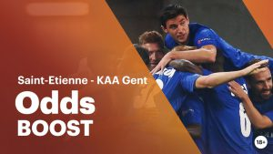 KAA Gent Odds Boost Napoleongames.be