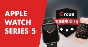 Apple watch Circustoernooien Juni 2020