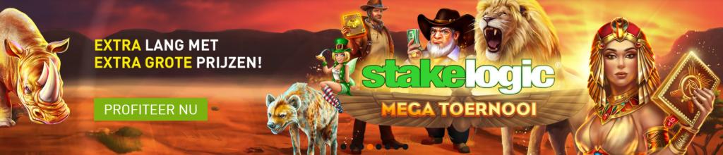 Stakelogic Mega Toernooi Casino 777 online videoslots Jackpot