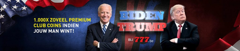Trump-vs-Biden-Weddenschap-1000-Premium-Coins-Online-Casino-777-speelhal