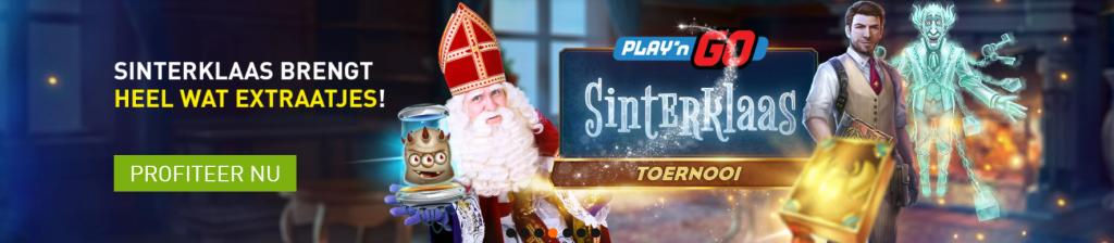 Play 'n Go Sinterklaas toernooi Online Casino 777 pak de prijzen nu
