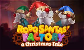 Robo Santa's Factory online Casino December games Circus
