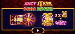 Juicy Joker Mega Moolah online gokkast Unibet 2021 nieuwe topgame