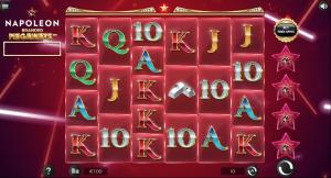 Napoleon Branded Megaways online gokkast speelhal Casino 2021