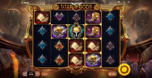 War of Gods Online Casino Dice games Slots nieuw 2021 Circus Unibet 777 GoldenVegas