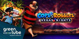 Cops n Robbers Vegas Nights Online gokkast speelhal Casino 777 Circus Napoleon topgames 2021