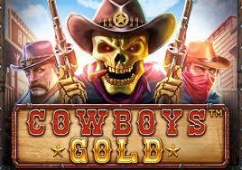 Wilde Westen Cowboys Gold online videoslot casino 777 februari 2021