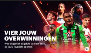 50% Winstverhoging Combi Boost Ronde van Vlaanderen online Napoleon Sports & Casino 2021