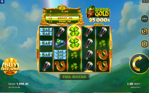 Emerald Gold Spellen van de week Lentekriebels online Casino Speelhal Circus 2021