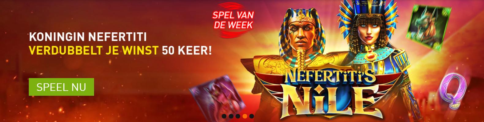 Spellen van de week Maart 2021 Online speelhal Casino 777 Circus Napoleon