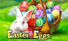 Easter Eggs videoslot online gokkast Play 'n Go Napoleon Pasen Casino 777 doe nu mee 2021