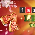 Lente Toernooi Fazi online Casino 777 speelhal 2021 Prijzenpot Jackpot