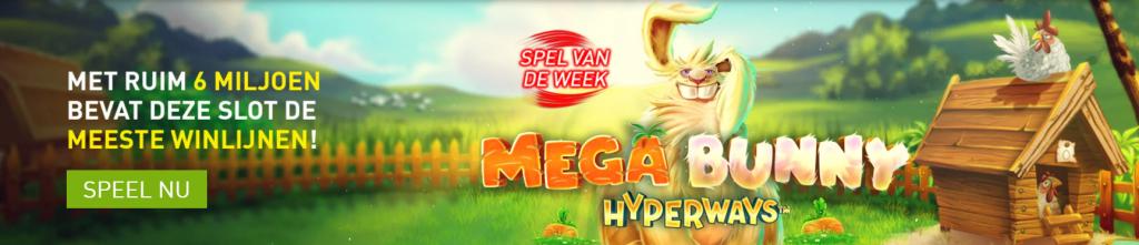 Mega Bunny Hyperways Nieuwe online gokkasten 2021 Casino 777 Napoleon Ontdek ze nu
