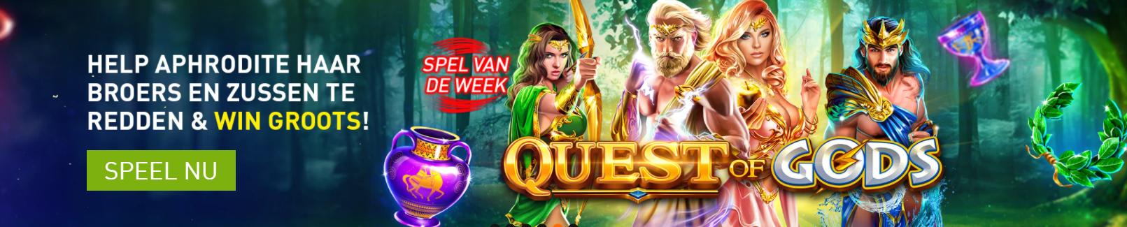 Quest of God online Casino speelhal nieuwe slots Goden Casino 777 Circus Supergame 2021