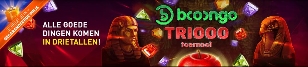 Booongo Triooo toernooi Casino 777 online speelhal. Weekend 2021 Gratis Geldkluis tokens Jackpot