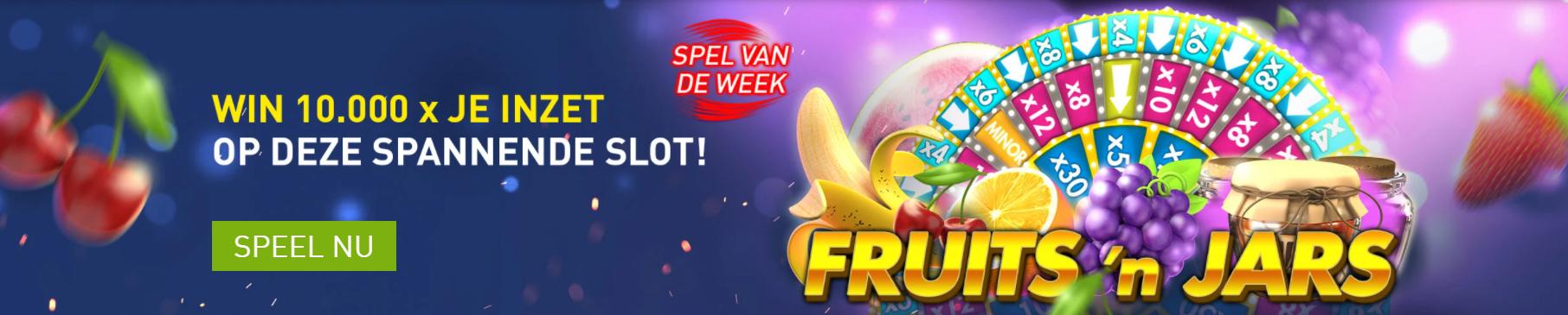 Spellen van de week Online speelhal Casino 777 Napoleon Circus GoldenVegas 2021 Topgames Jackpot