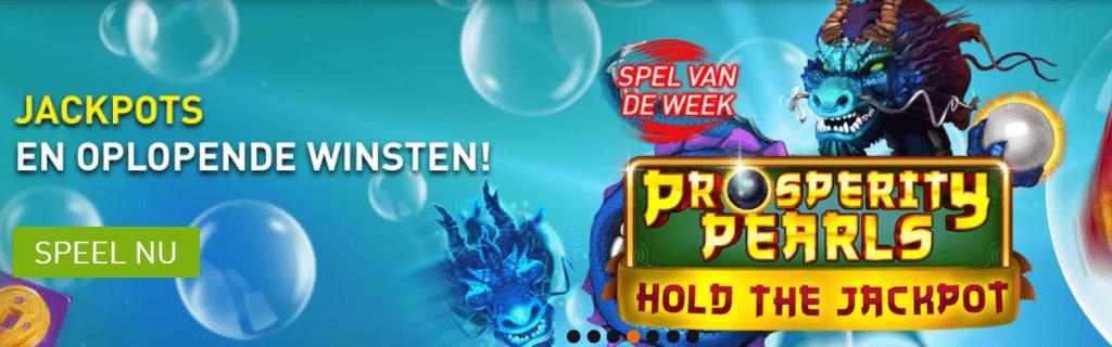 Spel van de week Videoslots speelhal online Casino gokkasten 777 Unibet Napoleon 2021