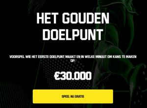 Buitenkansen online sportweddenschappen Unibet GoldenVegas Gouden Doelpunt Casino speelhal Vrijdag de 13e