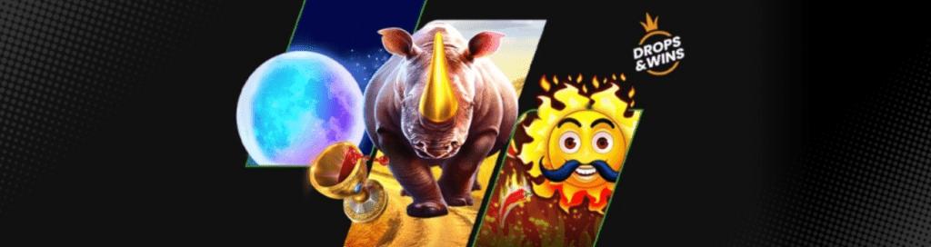 Prize Drops Unibet Casino online Speelhal Prijzenpot Jackpot 2021